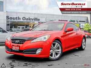 2010 Hyundai Genesis Coupe 2.0T | BLUETOOTH | HEATED LEATHER | S