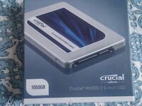 "Crucial MX300 2.5"" 1050GB SATA III SSD"