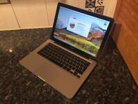 "Apple MacBook Pro Early 2011 13"" core i5 2.3ghz 4gb ram 500gb hard drive"