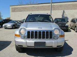 2007 Jeep Liberty Limited 4WD Cambridge Kitchener Area image 2