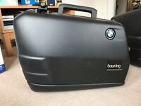 BMW Touring Panniers - large, hard, both L&R cases
