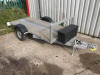 Heavy duty Trailer Motorcycles / Scooter / Motorbike / Moped / Quad / Dirty Bike