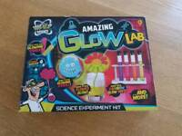 Brand new Weird science glow in the dark slime