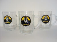 3 Beer Strongbow Tankards