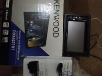KENWOOD DOUBLE DIN CAR STEREO DDX4021BT Touch Screen