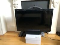 Sharp 32 Inch Aquos TV- perfect working order