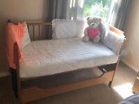 Baby/toddler Cot/bed mattress