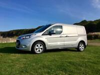Ford Transit Connect 2016 Limited L2 240 (NO VAT) 115 BHP