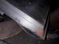 28 Sheets of 8ft x 4ft CR4 Mild Steel 1mm