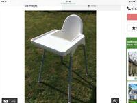 IKEA high chairs