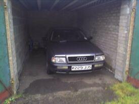 Audi 80 2.0 16v Spares or Repair