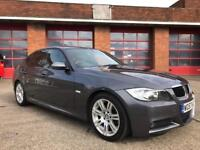 2007 BMW 320i M SPORT FULL SERVICE RECORD IMMACULATE CAR