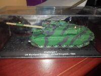 2 model tanks for sale