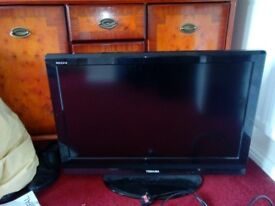 Faulty television for sale open to offers