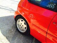 Rare Volkswagen Geschmiedet R14 rims