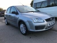 2005 55 REG FORD FOCUS 1.6 LX AUTO, automatic, MOT FEB 2018, HPI CLEAR only 68k