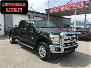 2015 Ford F-350 Lariat cuir gps toit mags diesel