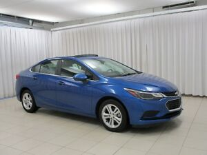 2017 Chevrolet Cruze FEAST YOUR EYES ON THIS BEAUTY!! TRUE NORTH