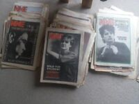 Over 100 music magzines. Mostly 1980s New Musical Express. Good condition. More details on request