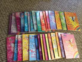 Rainbow Magic Books –set of 31