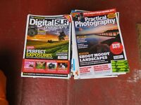 Over 100 Photography Magazines