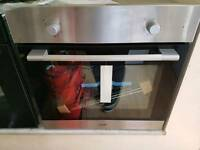 LOGIK LBFANX16 Electric Oven - Stainless Steel *New*