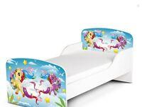 Pony bed 70x140