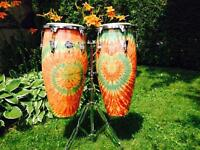 Duo congas Lp Aspire Accents