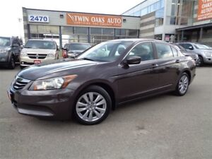 2011 Honda Accord EX-L | LEATHER | SUNROOF | BLUE-TOOTH