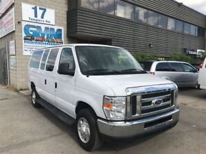 2014 Ford E-350 XLT Short 12 Passenger Van  Gas