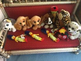 Brand new various soft toys/teddy S for sale