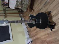 Ibanez nylon string guitar