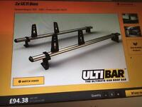 Roof bars for Renault kangoo van.