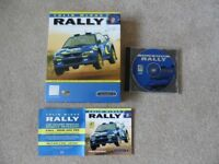 Colin McRae Rally (PC) - Original Big Box Edition