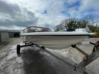 14ft Redbay speedboat