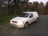 2006/06 Vauxhall Astra van✅1.7CDTI✅LONG MOT✅PX BARGAIN