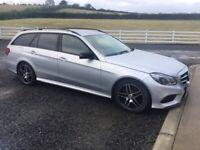 Mercedes-Benz, E CLASS, Estate, 2016, Semi-Auto, 2143 (cc), 20k 5 doors Bluetec AMG wheels FSH