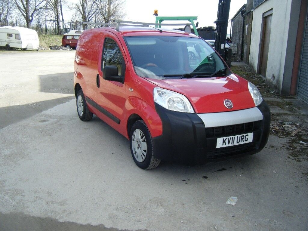0b769b0f3f 2011 fiat fiorino 1.3 diesel van reliable runner 60 mpg no offers