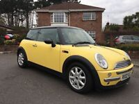 2002 MINI COOPER PEPPER 1.6 ** 89,000 MILES ** FULL SERVICE HISTORY ** ALL MAJOR CARDS ACCEPTED