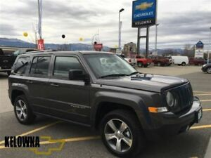 2016 Jeep Patriot High Alititude 4X4 | Heated Leather | Sunroof