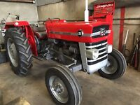 Massey Ferguson 135 fully reconditioned