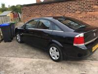 Vauxhall vectra 1.9 petrol and lpg