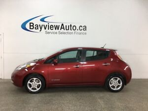 2015 Nissan LEAF SV - QUICK CHARGE! ALLOYS! PUSH BTN START! H...