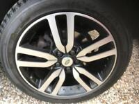 4 x 20inch Landrover Landmark Alloys and tyres