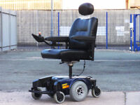 INVACARE PRONTO M61 POWERED SEAT LIFT / FREE DELIVERY / NICE CONDITION. ELECTRIC POWER WHEELCHAIR.