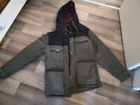 ELEMENT JACKET DUST/GREEN size S