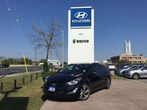 2016 Hyundai Elantra LIMITED - ONE OWNER, ACCIDENT FREE