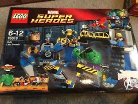 Various Marvel Lego Sets