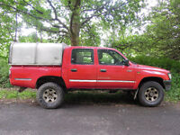 Toyota Hilux 2.4 TD Double Cab 1996