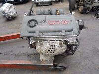TOYOTA CELICA OR AVENSIS OR MR2 1ZZ-FE 1.8 ENGINE BARE YEAR 2002-2006 MILEAGE 82K